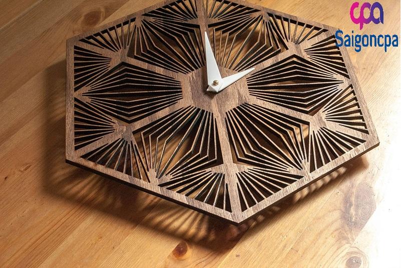 Gia công laser gỗ